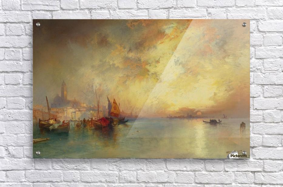 View of Venice - Thomas Moran Canvas