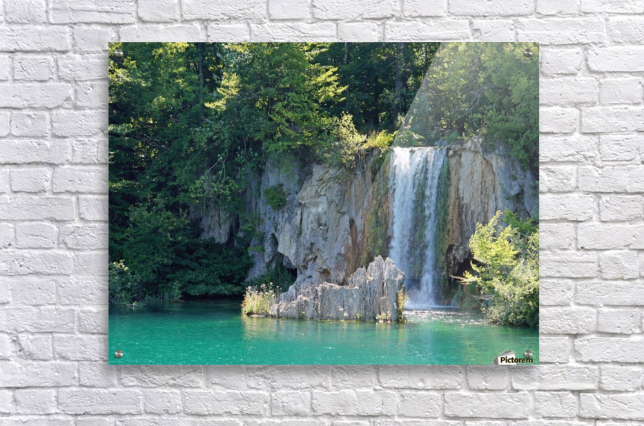 waterfall - Plitvicer lakes-nationalpark  Acrylic Print