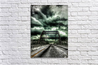 Pennybacker Bridge  Acrylic Print