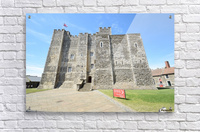 DOVER CASTLE, UK  Acrylic Print