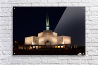 KNOCK SHRINE, CO.MAYO  Acrylic Print