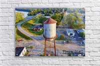 Clarendon, AR | Water Tower  Acrylic Print