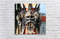 Mask at Grauman's Chinese Theater  Acrylic Print