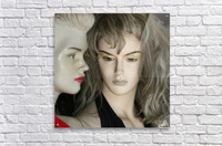 Mannequin Dreams  Acrylic Print