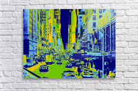 Madison Ave  Acrylic Print