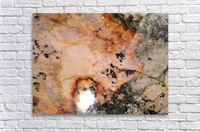 Marble from a Kitchen Countertop  Acrylic Print