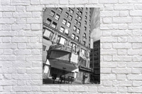 B&W The State Theatre - DTLA  Acrylic Print