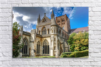 The Cathedral - England Landmarks  Acrylic Print