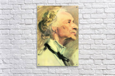 Coventry Patmore by John Singer Sargent  Acrylic Print