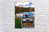 Shartlesville Dinghy  Acrylic Print