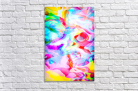 VIVID Abstraction I  Acrylic Print