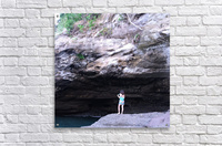 Lets go swimming   Acrylic Print