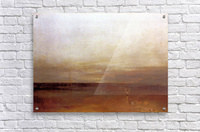 The evening star by Joseph Mallord Turner  Acrylic Print