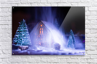Christmas is coming  Acrylic Print