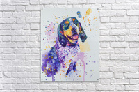Beagle Dog - Lily Belle  Acrylic Print