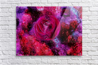 Rose me up  Acrylic Print