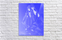 Celestial Pointe Shoes  Acrylic Print