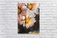 Flowers art  Acrylic Print