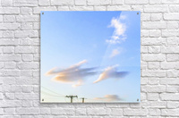 TEXAS TWILIGHT  Acrylic Print