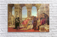 what is the best color to paint a bedroom calumny of apelles sandro botticelli canvas 21344