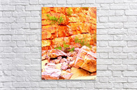 Surviving - Ormiston Gorge  Acrylic Print