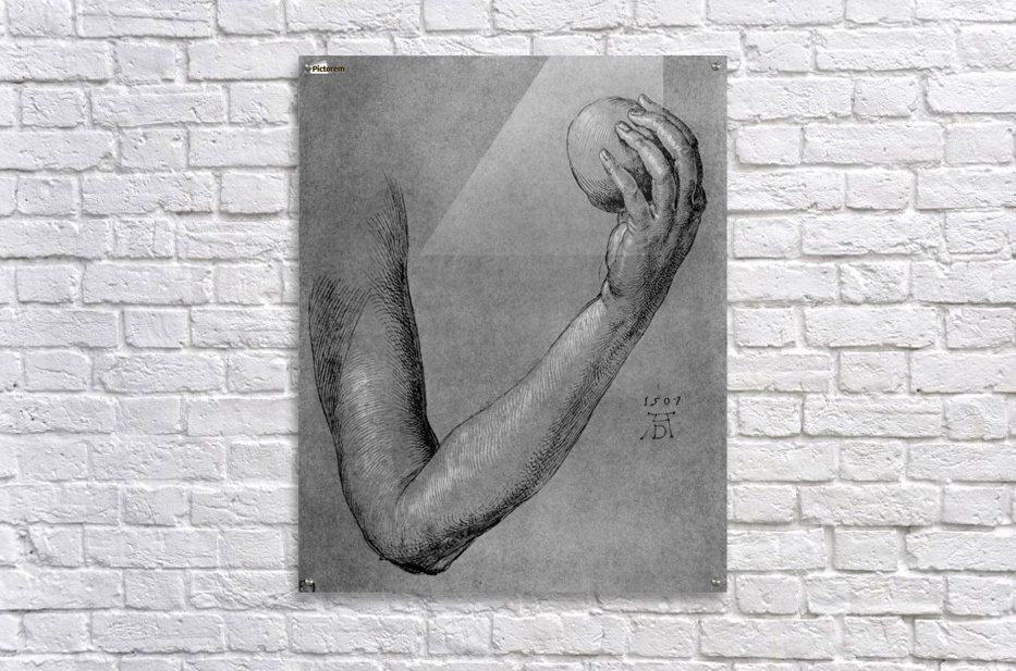 bathroom pictures black and white arm of albrecht durer canvas 22285