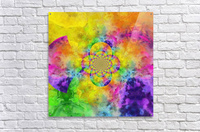 Colorful Fractal  Acrylic Print