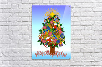Joy of Christmas  Acrylic Print