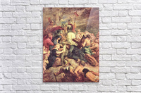 Crucifixion of Christ by Rubens  Acrylic Print