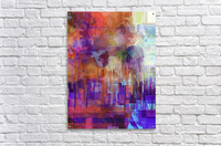 Abstract - Inadvertent Prevaricator  Acrylic Print