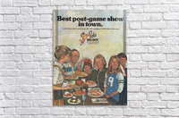 1978 Bobs Big Boy Restaurant Ad_Best Vintage Ads_Retro Advertisement_Post Game Show Ad  Acrylic Print