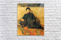 Gustave Lucien Dennery by Toulouse-Lautrec  Acrylic Print