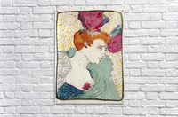 Marcellle Lender by Toulouse-Lautrec  Acrylic Print