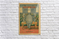 Michelin Instruction Plates  Acrylic Print
