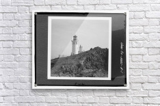 Anacapa Island Light Station, California  Acrylic Print