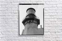 Block Island Southeast Light (Detail)  Acrylic Print