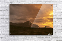 Middle earth  Acrylic Print