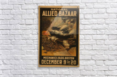 National Allied Bazaar  Acrylic Print