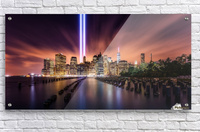 Unforgettable 9-11  Acrylic Print
