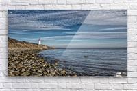 Low Point Lighthouse - Nova Scotia Acrylic Print