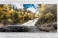 Colorful Mary Ann Falls  Acrylic Print