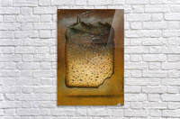 soil pollution  Acrylic Print