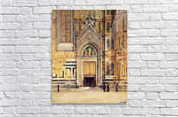 The South Door of the Duomo 1881  Acrylic Print