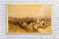 View of Old Cairo  Acrylic Print