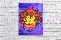 that kiss2  Acrylic Print