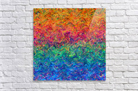 Fluid Colors G249  Acrylic Print