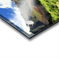 Hawaii, Kauai, Napali Coast, Kalalau Valley, Secluded Beach Acrylic print