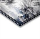 Glacial Acrylic print