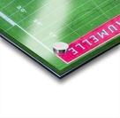 Maumelle, AR   Hornets Football Field Acrylic print