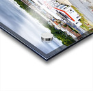 Lonoke, AR | Headed W on 70 Acrylic print